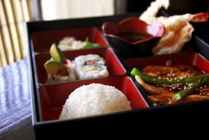 Bento-Box-lunch-and-dinner-nozawa-sushi-vail-eagle-avon-colorado