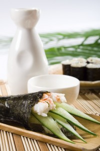 Hand-Roll-with-Sake-locations-nozawa-sushi-vail-eagle-avon-colorado